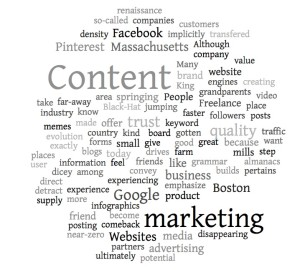 Gregory Racine Writing and Editing Content Marketing